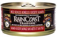 Food & Drink - Raincoast Trading - Wild Skinless Sockeye, 150g