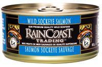 Food & Drink - Raincoast Trading - Wild Sockeye Salmon, 160g