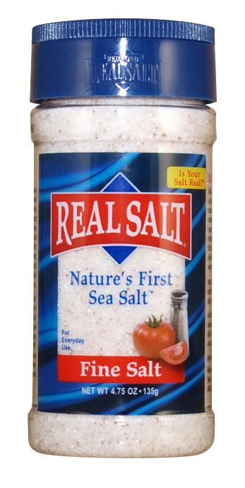 Food & Drink - Redmond Trading Co. - Real Salt Granular, 135g