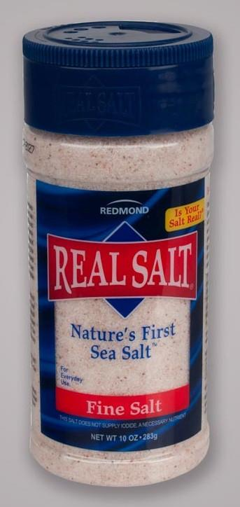 Food & Drink - Redmond Trading Co. - Real Salt Granular, 283g