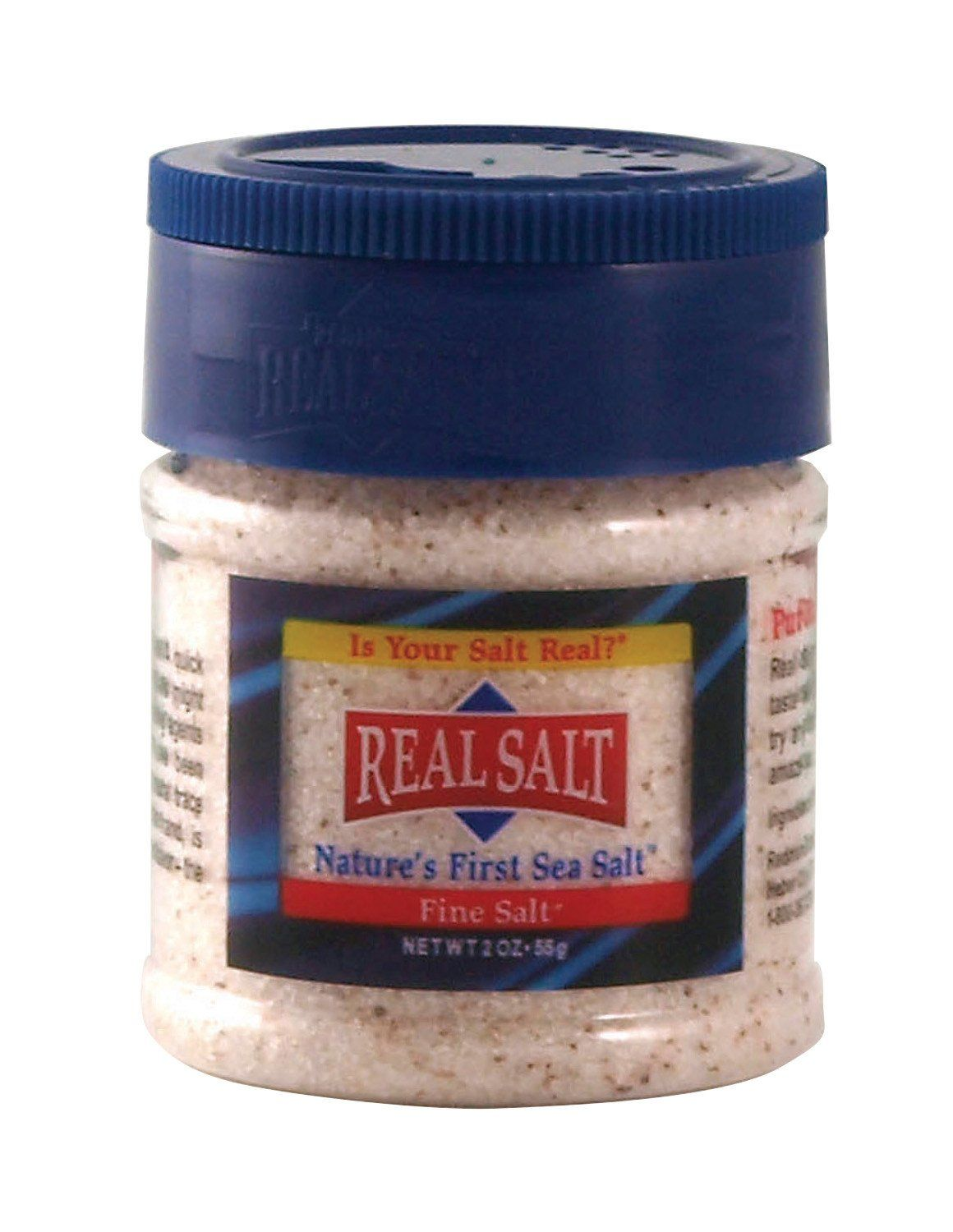 Food & Drink - Redmond Trading Co. - Real Salt Granular, 55g