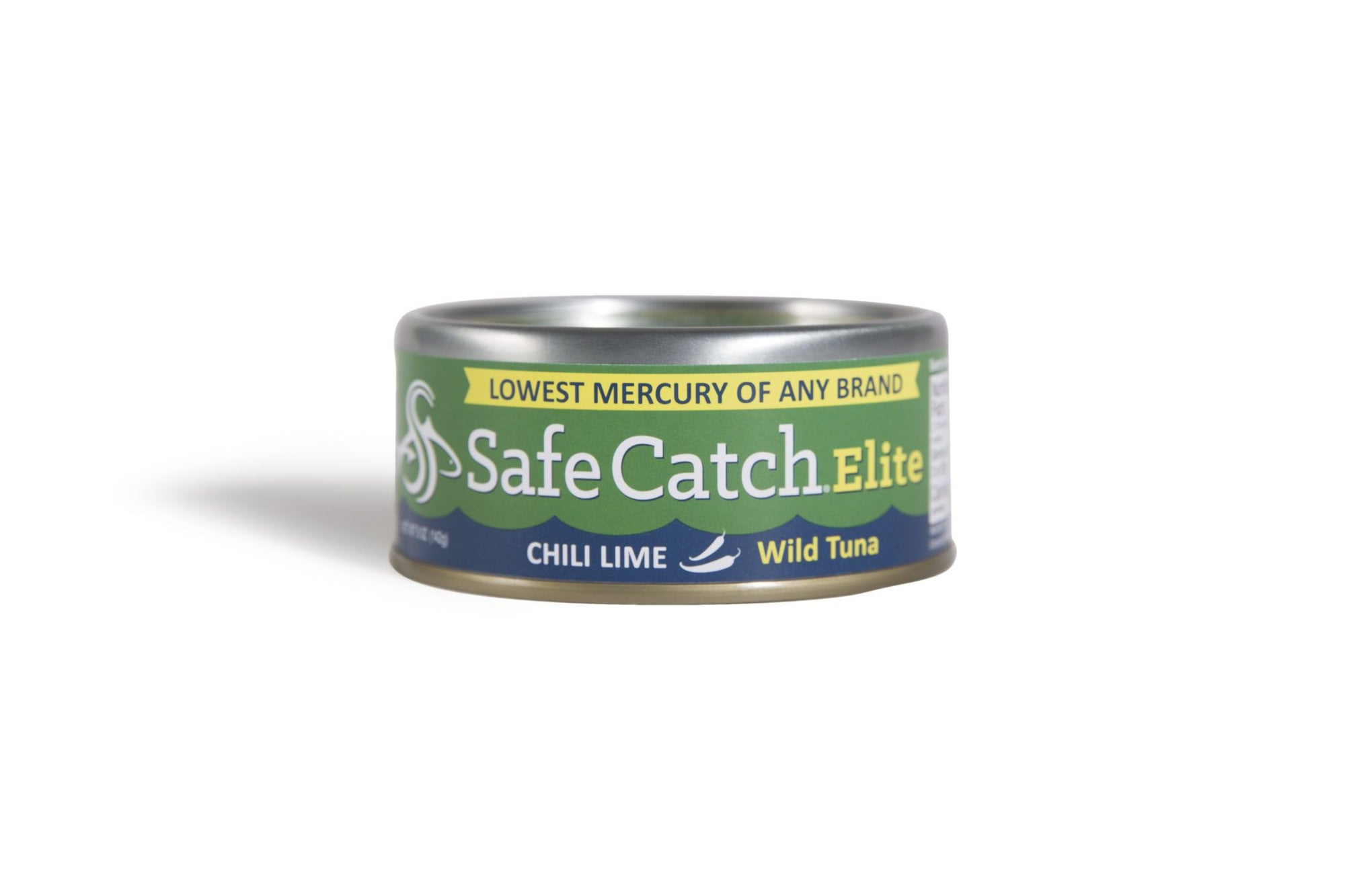 Food & Drink - Safe Catch - Seasoned Elite Tuna (Chili Lime), 142g