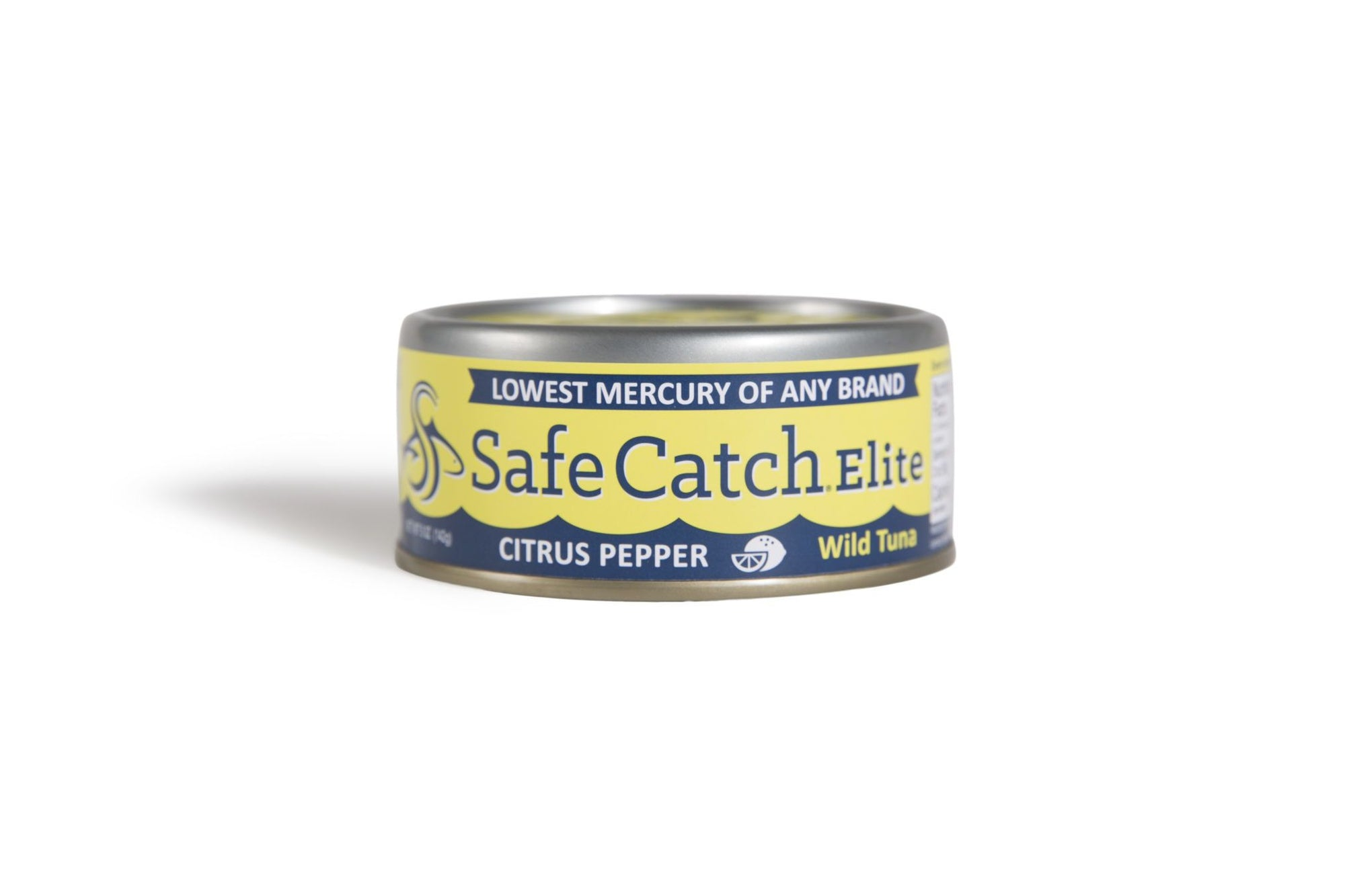 Food & Drink - Safe Catch - Seasoned Elite Tuna (Citrus Pepper), 142g