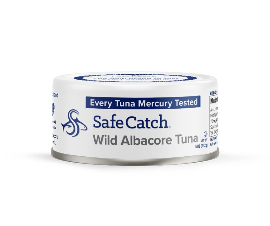 Food & Drink - Safe Catch - Wild Albacore Tuna, 142g