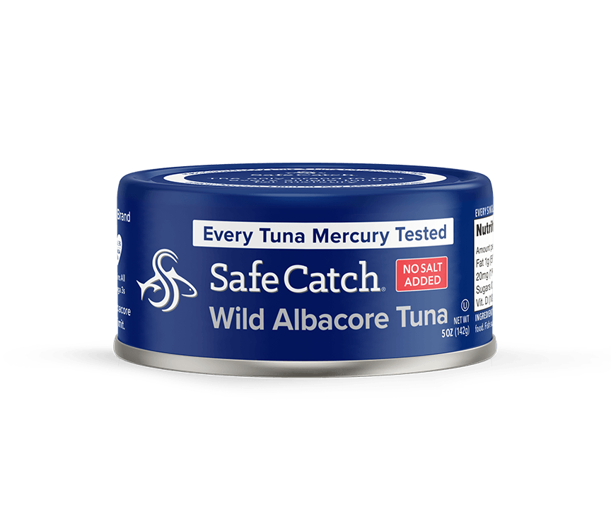 Food & Drink - Safe Catch - Wild Albacore Tuna (no Salt Added), 142g