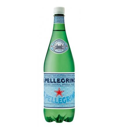 Food & Drink - San Pellegrino Terme -Carbonated Mineral Water, 500ml