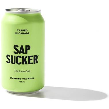 Food & Drink - Sapsucker - The Lime One, 355ml