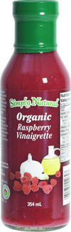Food & Drink - Simply Natural - Organic Raspberry Vinaigrette, 354ml