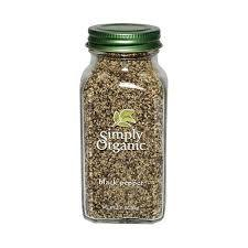 Food & Drink - Simply Organic Black Pepper Medium Grind - 65.5g