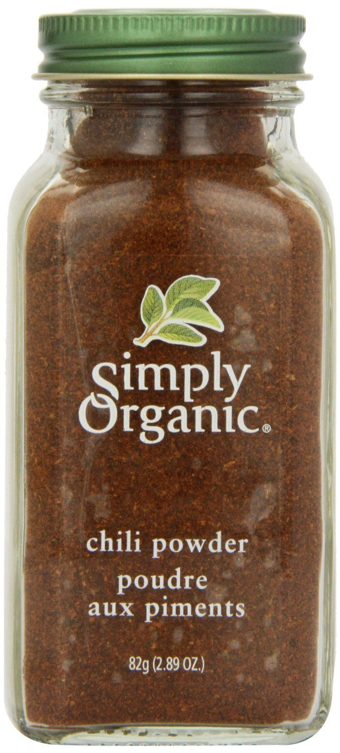Food & Drink - Simply Organic - Chili Powder, 82g