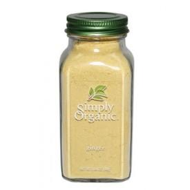 Food & Drink - Simply Organic Ground Ginger Root 46.5g