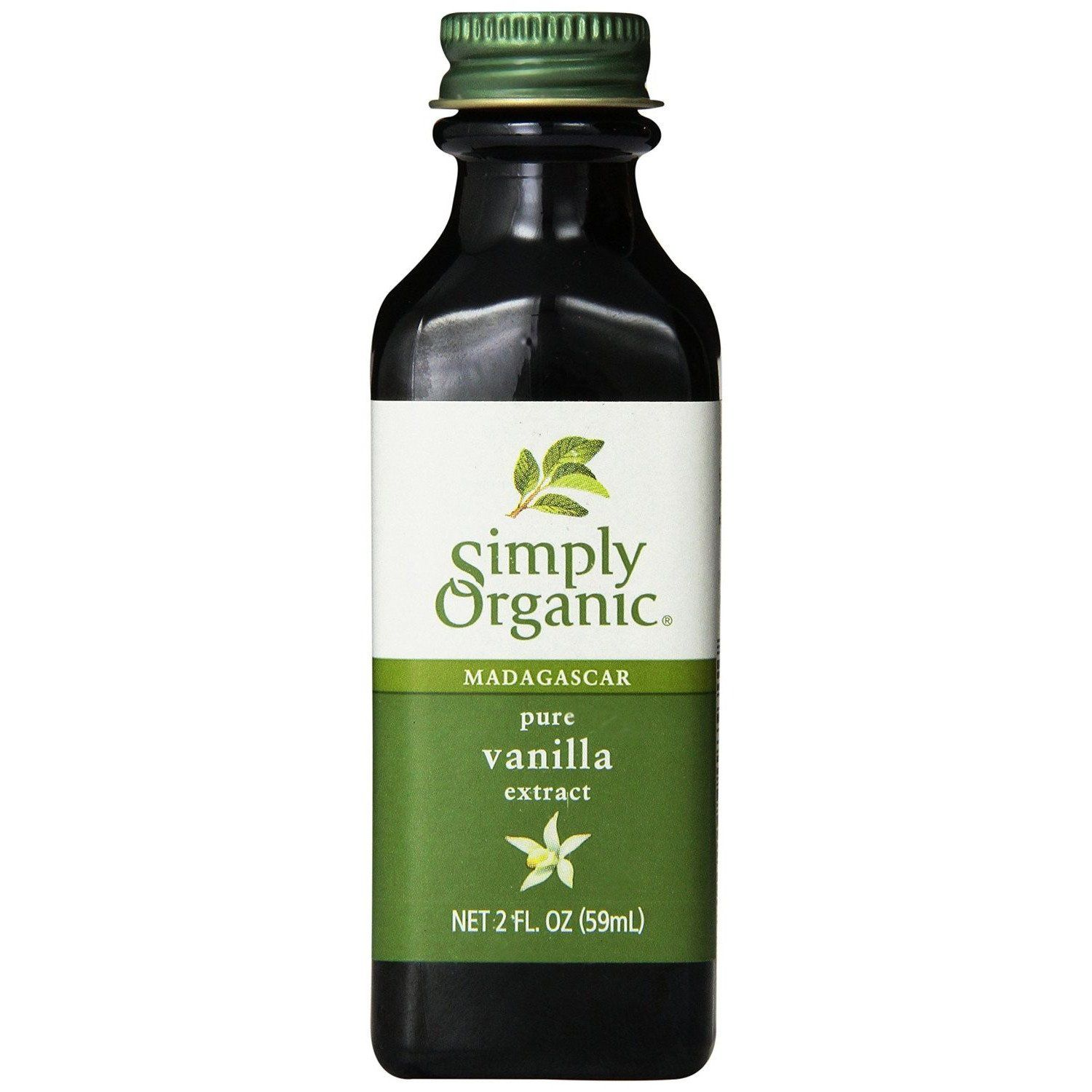 Food & Drink - Simply Organic Madagascar Vanilla Extract - 59ml