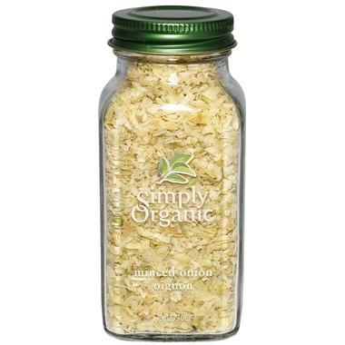 Food & Drink - Simply Organic Minced Onion - 79g