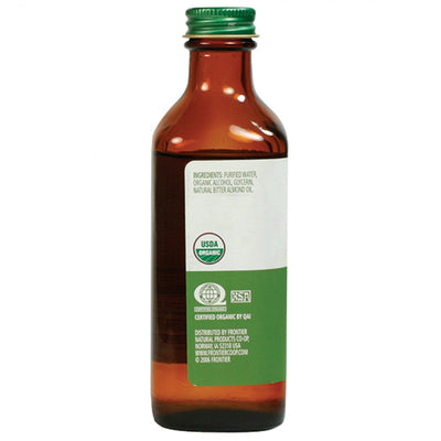 Food & Drink - Simply Organic - Organic Almond Extract - 118ml