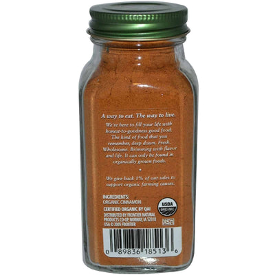 Food & Drink - Simply Organic - Organic Ground Cinnamon, 69g