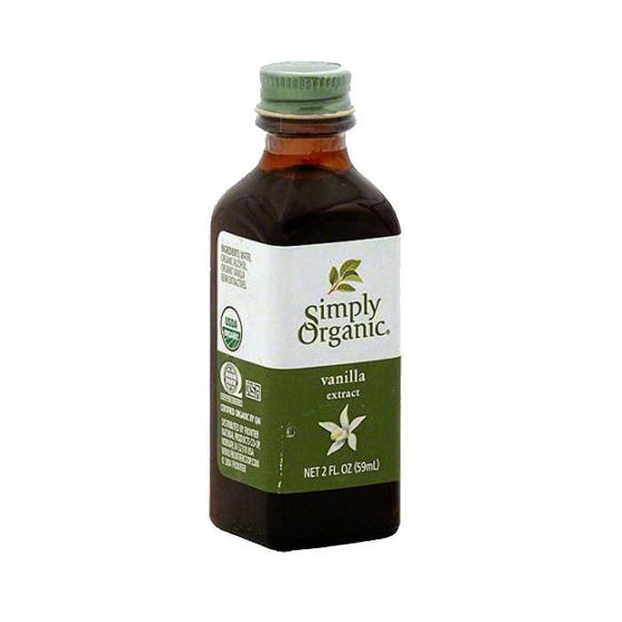 Food & Drink - Simply Organic - Organic Vanilla Extract, 59ml