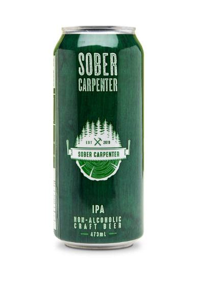 Food & Drink - Sober Carpenter - Non-alcoholic - India Pale Ale, 473ml