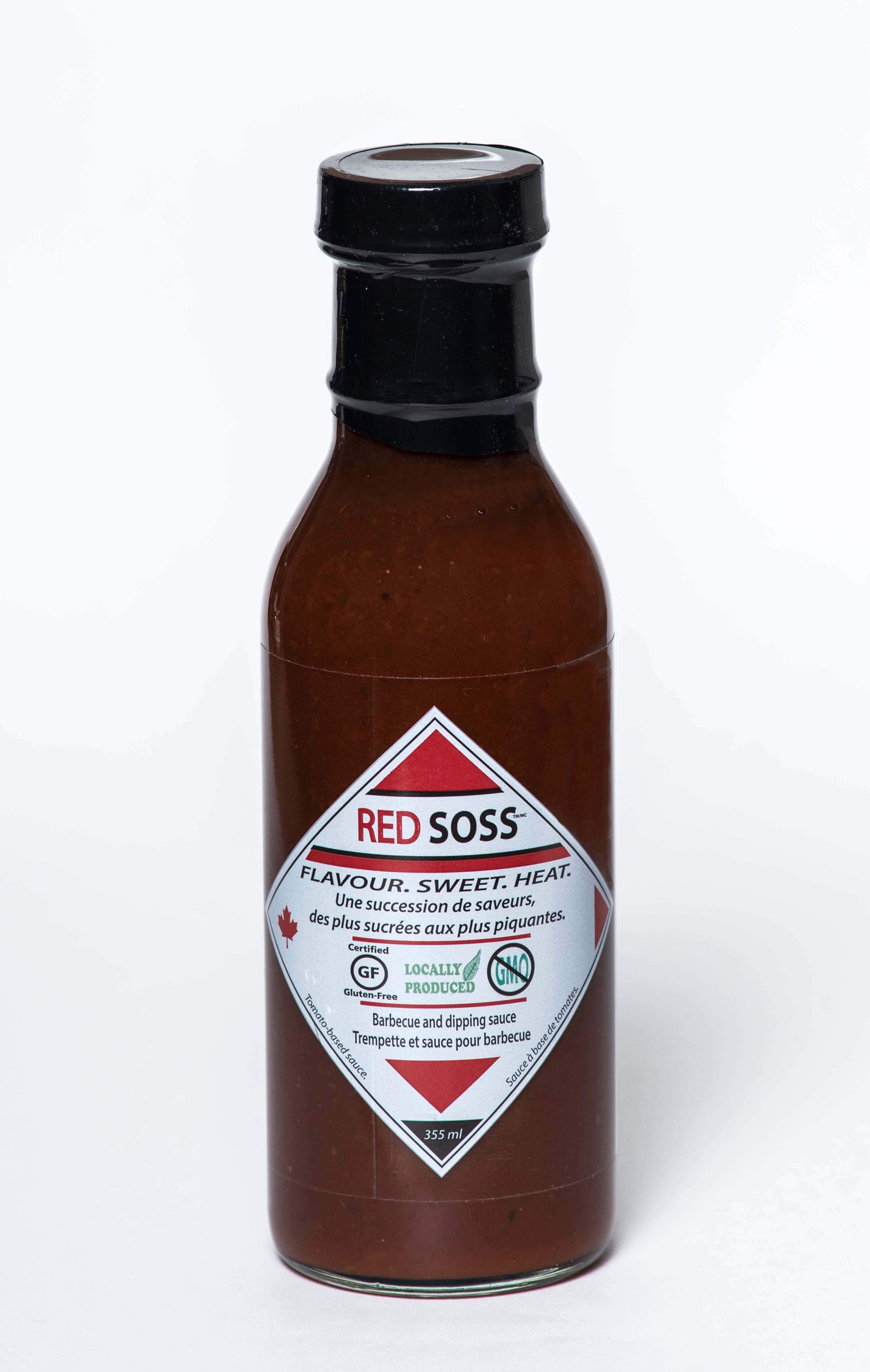 Food & Drink - Soss - Red Soss, 355ml