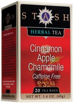 Food & Drink - Stash - Cinnamon Apple Chamomile Tea - 20