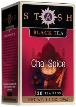 Food & Drink - Stash - Decaf Chai Spice Tea - 20 Bags