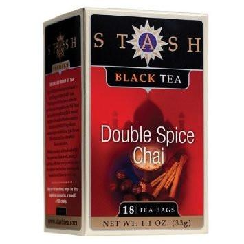 Food & Drink - Stash - Double Spice Chai Black Tea - 18 Bags