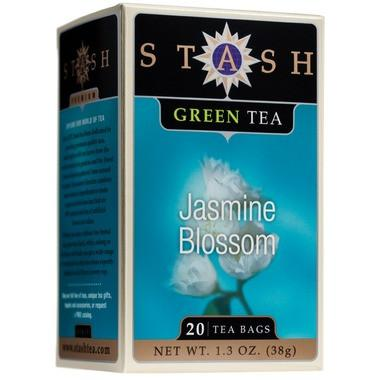 Food & Drink - Stash - Jasmine Blossom Green Tea - 20 Bags