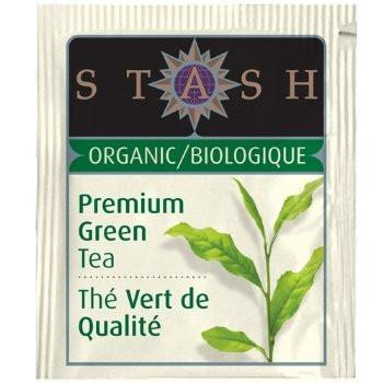 Food & Drink - Stash - Organic Premium Green Tea, 18 Bags