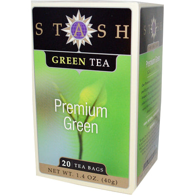 Food & Drink - Stash - Premium Green Tea, 20 Bags