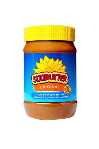 Food & Drink - Sunbutter - Sunflower Seed Spread, 454g
