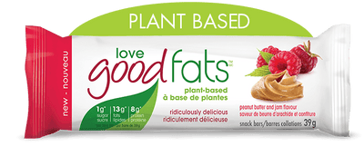 Food & Drink - Suzie's Good Fat Bars - Peanut Butter & Jam, 39g