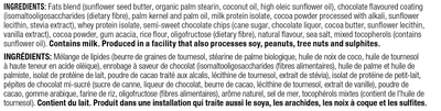 Food & Drink - Suzie's Good Fats - Mint Chocolate Chip Snack Bar, 39g