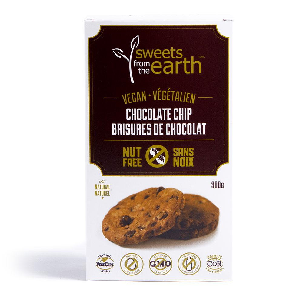 Food & Drink - Sweets From The Earth - Chocolate Chip Cookie Box, 300g