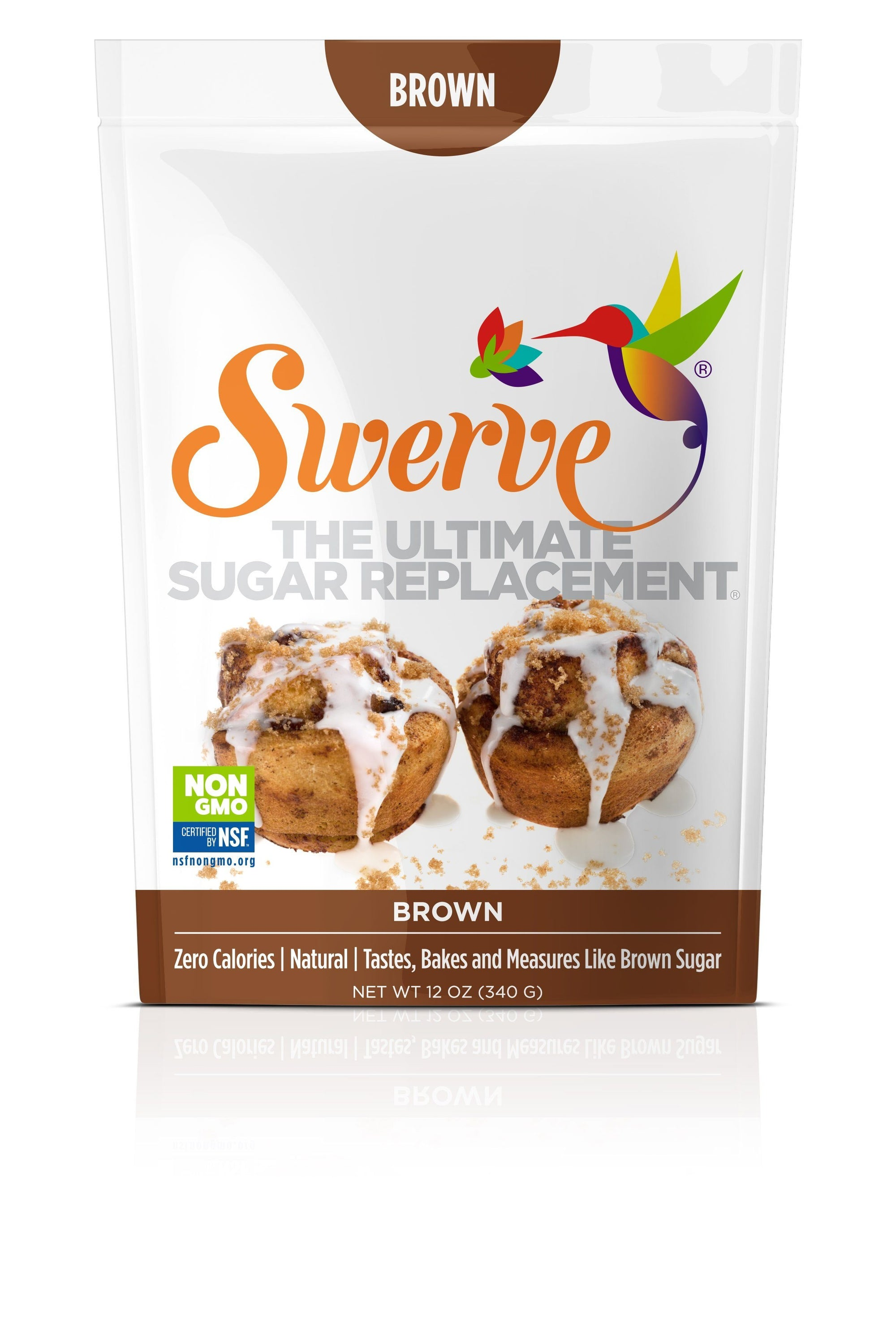 Food & Drink - Swerve - Brown Sugar Replacement