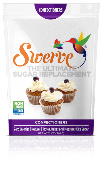 Food & Drink - Swerve - Icing Sugar Replacement, 340g
