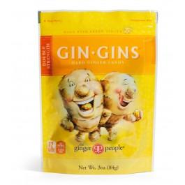 Food & Drink - The Ginger People - Gin Gins - Ginger Hard Candy - 128g