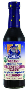 Food & Drink - The Wizard's - Vegan Worcestershire (Wheat Free), 251ml