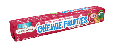 Food & Drink - Torie & Howard - Pomegranate & Nectarine Organic Soft Chews, 2.1oz