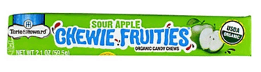 Food & Drink - Torie & Howard - Sour Apple Organic Soft Chews, 2.1oz