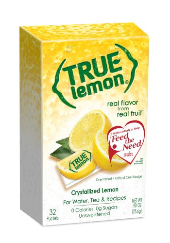 Food & Drink - True Lemon - True Lemon - 32pk
