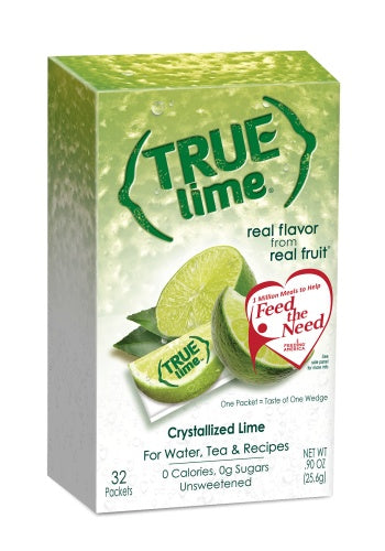 Food & Drink - True Lemon - True Lime - 32pk