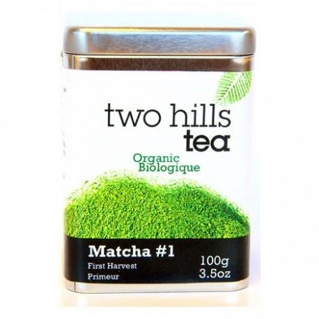 Food & Drink - Two Hills - Organic Matcha Fine Green Powder, 100g