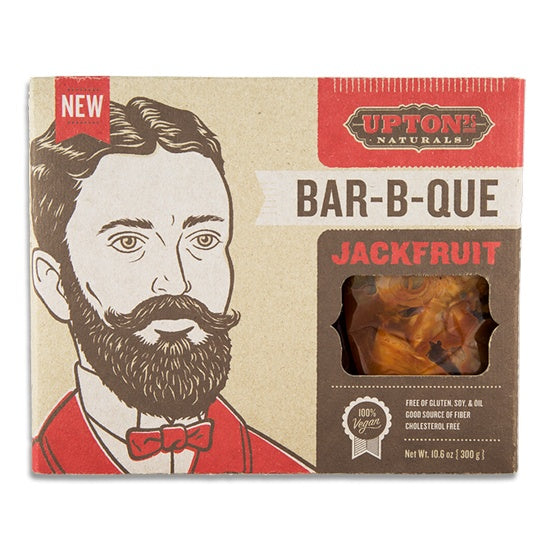 Food & Drink - Uptons Naturals - Jackfruit In BBQ Sauce, 200g