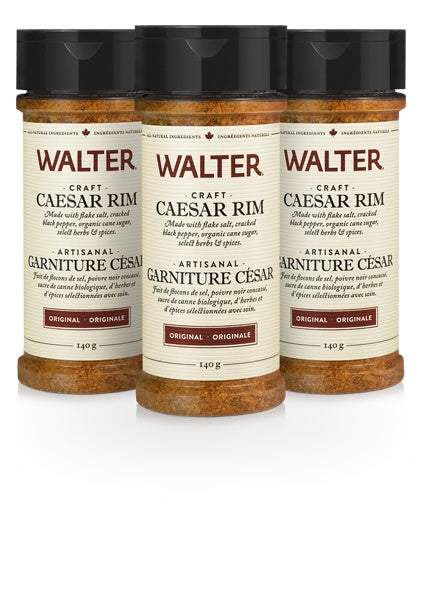 Food & Drink - Walter - Original Spice Rim - 140g