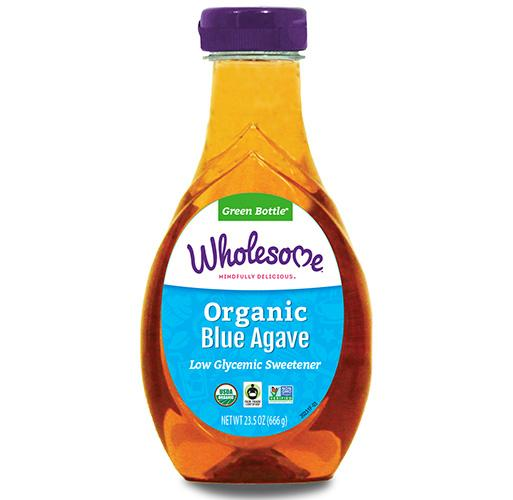 Food & Drink - Wholesome Sweeteners - Organic Blue Agave, 333g