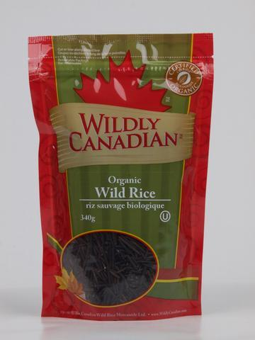 Food & Drink - Wildly Canadian - Canadian Wild Rice, 340g