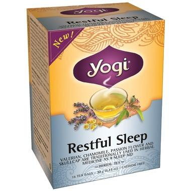 Food & Drink - Yogi -  Restful Sleep - 16 Bags
