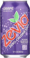 Food & Drink - Zevia - Grape, 354mL