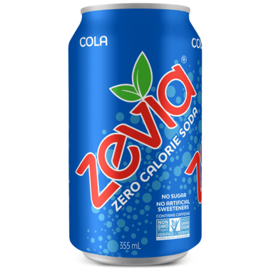 Food & Drink - Zevia - Natural Cola, 354mL