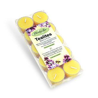 Healthy Lifestyles - Cheeky Bee - Tea Lights, 10 Candles