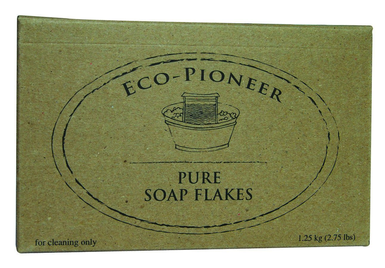 Healthy Lifestyles - Eco-Pioneer - Pure Soap Flakes, 1.25kg